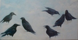 seven crows SOLD